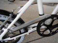 ... 元粗大ゴミ折りたたみ自転車